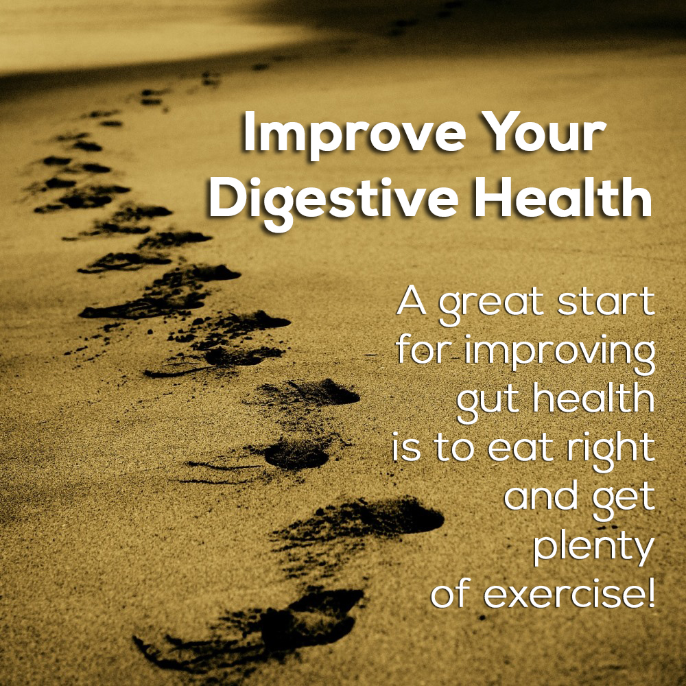 Improve Your Digestive Health For The Good