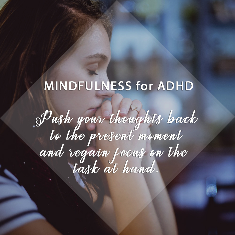 Is Mindfulness The Right Medicine for ADHD