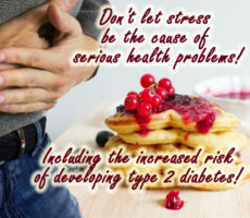 Stress Has A Direst Link To Induced Diabetes