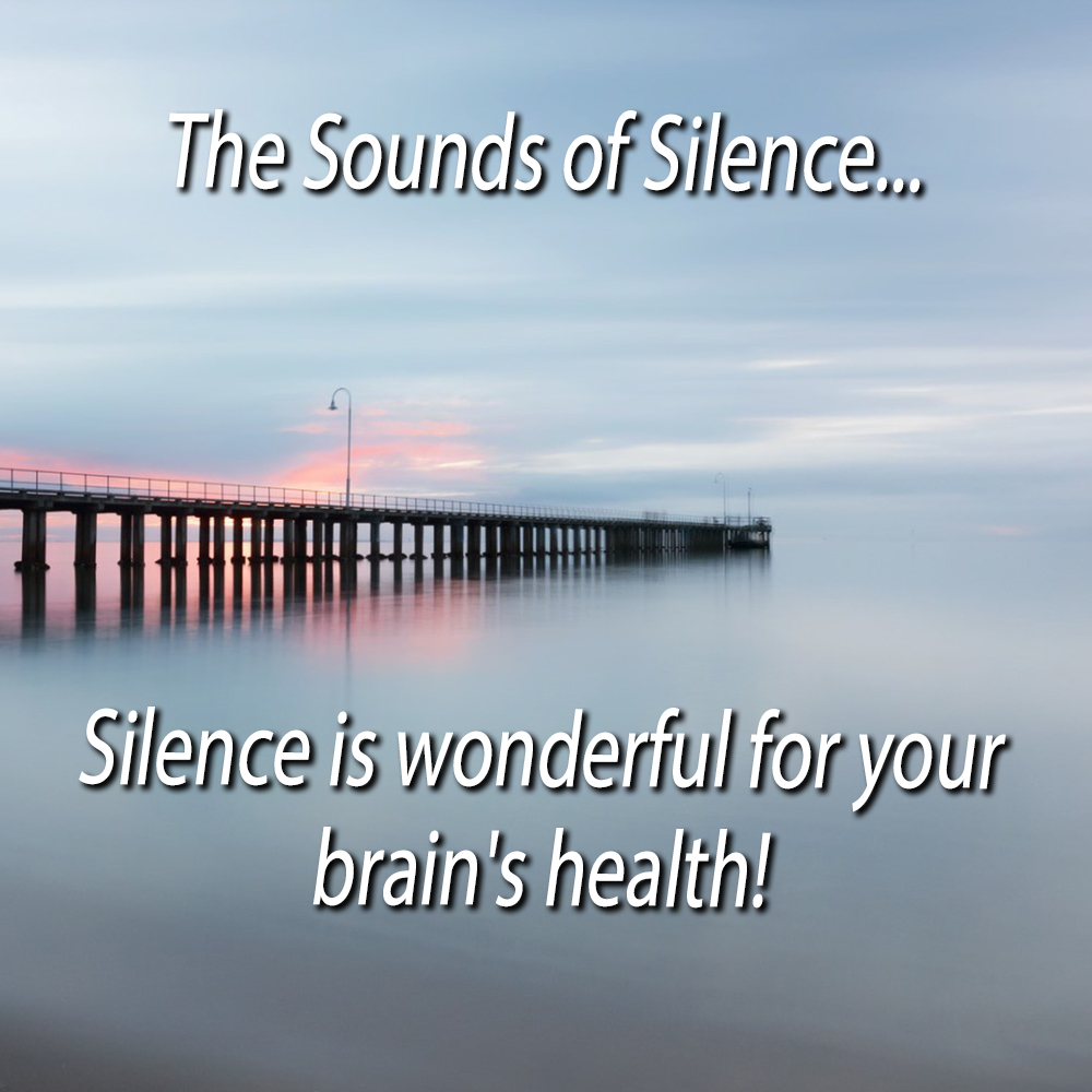 Your Brain Needs It's On Silent Time To Rest