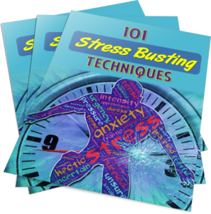 101 Stress Bustering Techniques