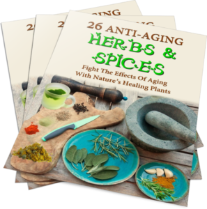 26 Anti Aging Herbs and Spices Report
