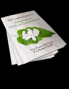 Adaptogenic Herbs Supplement Report