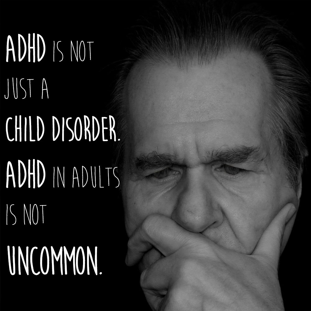 Adults Have To Battle With ADHD in Adults