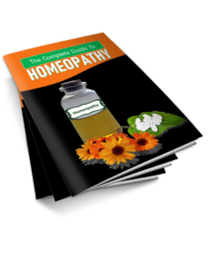 Homeopathy 101 Report